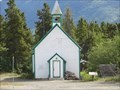 Image for Saint-Saviour's Anglican Church - Carcross, Yukon Territory
