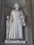 """Image for Lorenzo """"The Magnificent"""" de' Medici - Florence, Italy"""