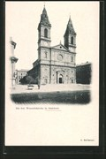 Image for Church of St. Wenceslas in Smíchov - Prague, Czech Republic