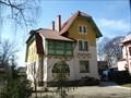 Image for Secesní vila továrníka Hudlického / Villa of factory owner Hudlický, Rokycany, Czech republic