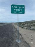 Image for Amargosa Valley, NV - 2660 Feet