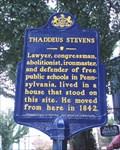 Image for Thaddeus Stevens