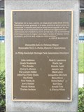 Image for A. Philip Randolph - A. Philip Randolph Heritage Park - Jacksonville, FL