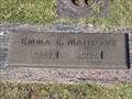 Image for 103 - Emma E. Manlove - Chapel Hill Cemetery - OKC, OK