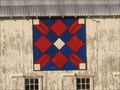 Image for Osage Barn Quilt - Osage, IA