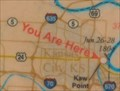 """Image for """"we determin to delay at this Place"""" Map - Kansas City, KS"""