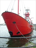 Image for Goleulong 2000 Lightship - News Article - Cardiff Bay, Wales.