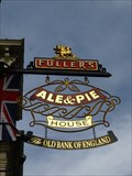 Image for Ale & Pie House - Fleet Street - London, Great Britain.