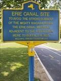 Image for ERIE CANAL SITE - Tonawanda, NY