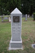 Image for M. M. Weatherford -- Lee Cemetery, Seagoville TX
