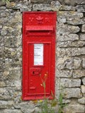 Image for Victorian Post Box - Achurch, Northamptonshire UK