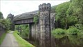 Image for Rochdale Canal Bridge 30b Carrying Manchester To Leeds Railway – Todmorden, UK