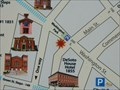 Image for The City of Galena 'You Are Here' Map - Galena, Illinois
