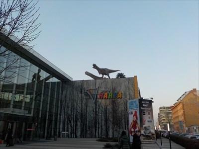 Dinosaur Park - Prague