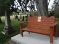 Image for Memorial Bench - Owego, NY