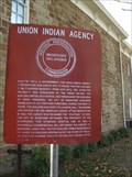 Image for Union Indian Agency - Muskogee, Oklahoma