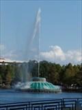 Image for Lake Eola - Lucky 8 - Orlando, Florida, USA.