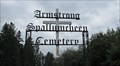 Image for Armstrong-Spallumcheen Cemetery - Armstrong, British Columbia
