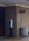 Image for El Dorado Library Payphone - South Lake Tahoe, CA