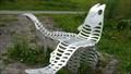 Image for Être rivière- Sculpture banc