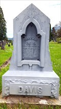Image for Hannah Davis - Pleasant Hill Cemetery - Pleasant Hill, OR