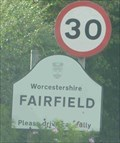 Image for Fairfield, Worcestershire, England