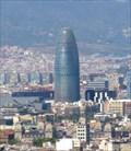 Image for Torre Agbar - Barcelona, Spain