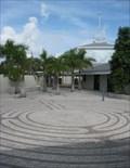 Image for St. Boniface Episcopal Church Labyrinth - Sarasota, FL