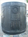 Image for Hillsborough Disaster Memorial - Liverpool, Merseyside, England, UK.