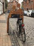 Image for Det kollektive klædeskabs cykelstativ - Odense, Denmark