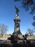 Image for Leonard Park Confederate Monument - Gainesville,TX