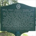Image for Great Indian Warrior/Trading Path (the Great Philidelphia Wagon Road) - Savannah, GA