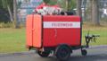 Image for Schlauchtransportanhänger Feuerwehr Rudolstadt - Rudolstadt/ Thüringen/ Deutschland