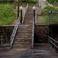 Image for The Sixth Street Staircase - Pawhuska Downtown Historic District - Pawhuska, OK