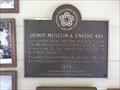 Image for Shelton   Union Pacific Depot - Kearney NE