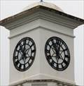 Image for Scott Memorial Clock - Roath Park, Cardiff, Wales.