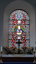 Image for Stained Glass Windows - St Mary - Tissington, Derbyshire