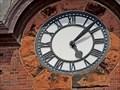 Image for Government of Canada Building Clock - Tignish, PEI
