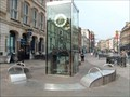 Image for Pierhead clock given new site - St Mary Street, Cardiff, Wales.