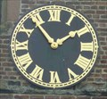 Image for Clock, St Mary's, Hanley Castle, Worcestershire, England