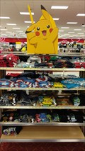 Image for Pikachu at Target ~ Pavilion Center, Kingsport, Tennessee.
