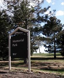 Memorial park colorado springs co municipal parks and - Memorial gardens colorado springs ...