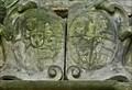 Image for Aliancni erb rodu Salm-Reifferscheidt-Hainspach a Auersperg - Lipova, Czech Republic