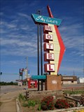 Image for Historic Route 66 - Skyliner Motel - Stroud, Oklahoma, USA.