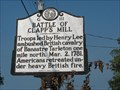 Image for Battle of Clapp's Mill, Marker G-111