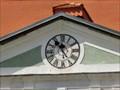 Image for Chateau Clock - Jemcina, Czech Republic
