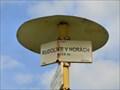 Image for Elevation Sign - Rudoltice v Horách.844m