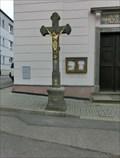 Image for Churchyard cross - Sezimovo Ústí, Czech Republic