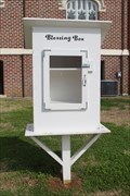 Image for First Presbyterian Church of Ardmore Blessing Box - Ardmore, OK - USA