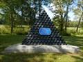 Image for Hans C. Heg Memorial Shell Monument - Chickamauga National Military Park
